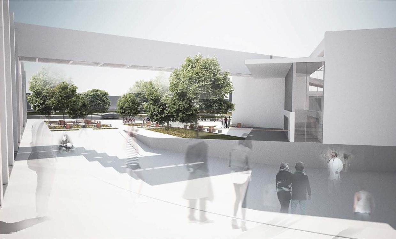 Театр на Таганке. Перспектива. ©DMTRVK.RU