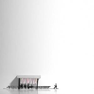 Концепция ресторана «Ресторан в конце света». ©DMTRVK.RU