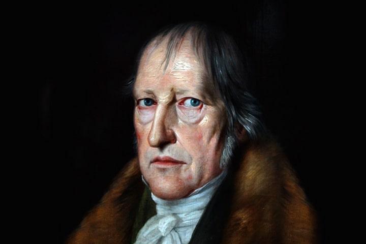 1831 Schlesinger Philosoph Georg Friedrich Wilhelm Hegel.