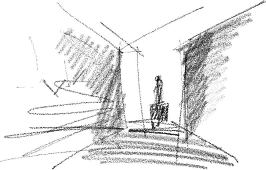 Выход на свет — вариант 2 (основной)